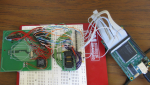 FasTrak transponder and IO tap board