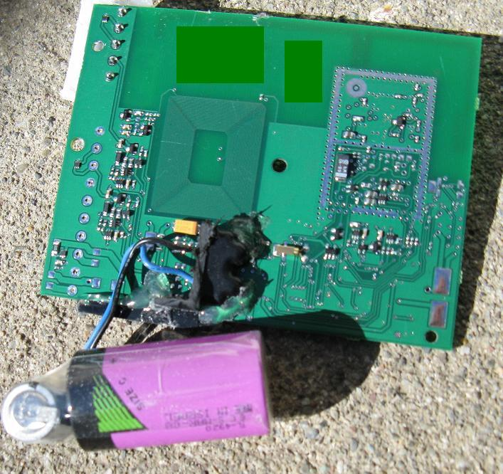Reverse-engineering a smart meter | rdist