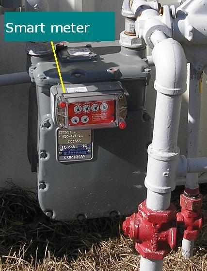 Reverse-engineering a smart meter   rdist